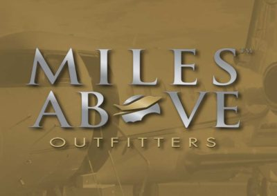 Miles Above Outfitters Branding