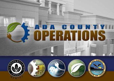 Ada County Operations