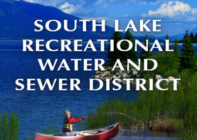 South Lake Recreational Sewer and Water District